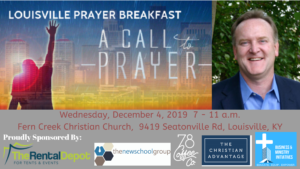 2019 Annual Louisville Prayer Breakfast @ Fern Creek Christian Church