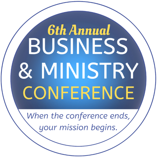 Business & Ministry Conference Registration – Attend In Person